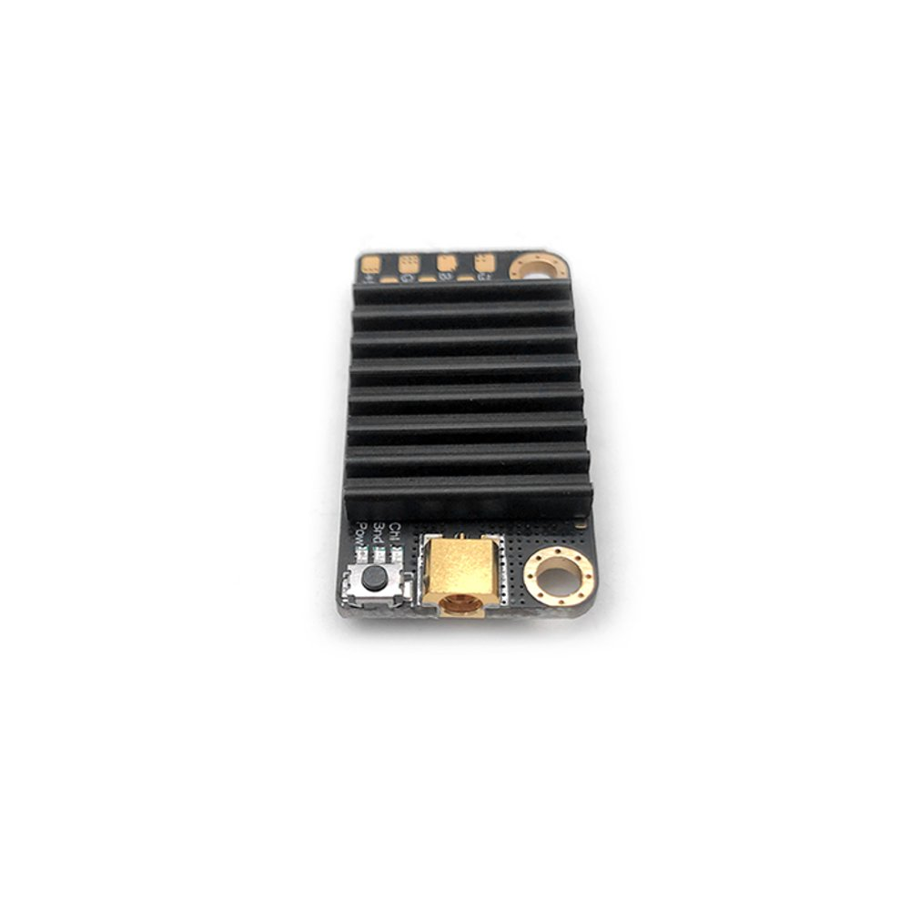 EXUAV New VTX 5.8G 48CH 25/200/600mw Switchable FPV VTX Video Transmitter For RC Racing Drone