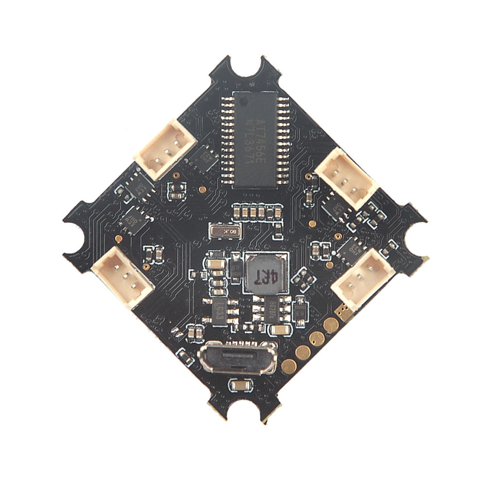 Beecore_BL F3 1S Flight Controller Integrated OSD 5A BLHeli_S Brushless ESC for Tiny Whoop RC Drone