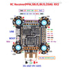Flight Controller JHEMCU F722 Betaflight 2-6S OSD 5V/2A BEC Current with 25V/1000uF Capacitor 30x30mm 12.8g
