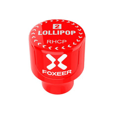Foxeer Lollipop 2 Stubby 5.8GHz 2.5Dbi RHCP/LHCP FPV Antenna SMA 2pcs for FPV RC Drone