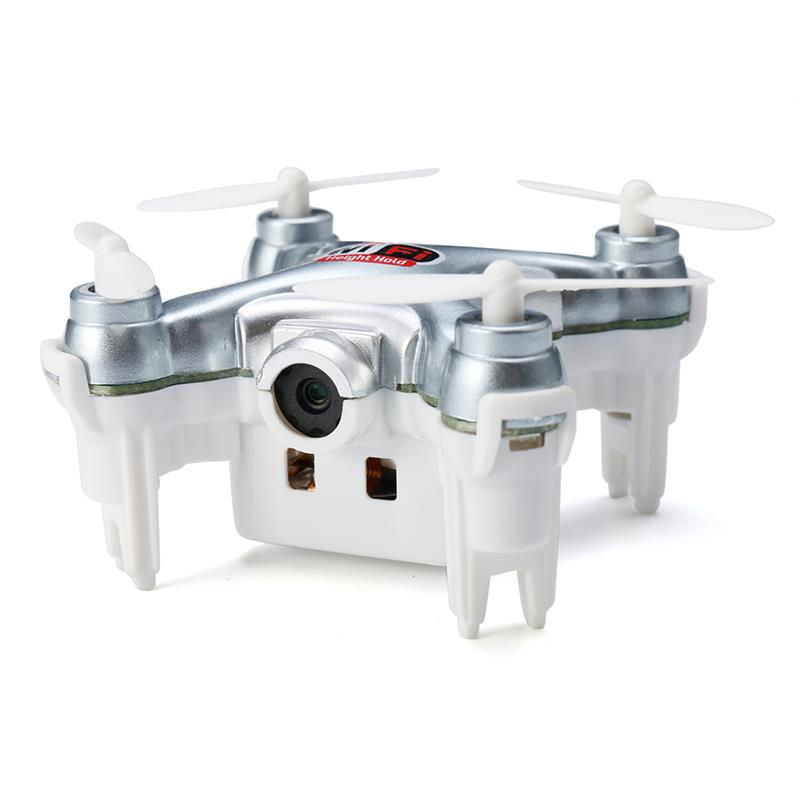 Cheerson CX-10WD CX10WD Mini WiFi FPV with High Hold Mode 2.4G 6-axis RC Drone Quadcopter BNF/RTF