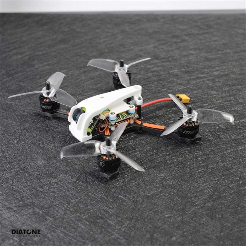 Diatone 2019 GT R349 135mm 3 Inch 4S FPV Racing RC Drone Quadcopter  PNP w/ F4 OSD 25A RunCam Micro Swift TX200U Kid Toys