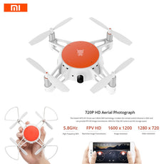 Xiaomi MITU WIFI FPV 360 Tumbling RC Drone with 720P HD Camera Multi-machine Infrared Battle Camera Drone- BNF Version Original