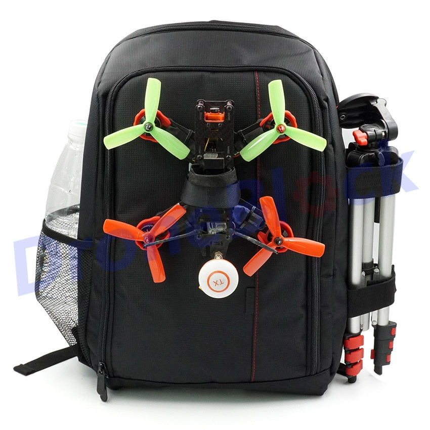 FPV Racing Drone Quadcopter Backpack Carry Bag Outdoor Tool for Multirotor RC Fixed Wing Spark Comparable with Betaflight