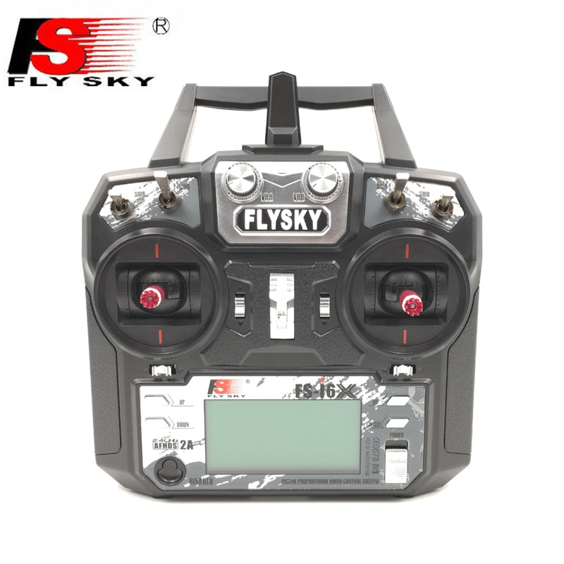 RC Transmitter Controller Flysky FS-i6X FS I6X 2.4G 10/6CH iA10B or iA6B Receiver i6 upgrade For RC Helicopter Multi-rotor drone