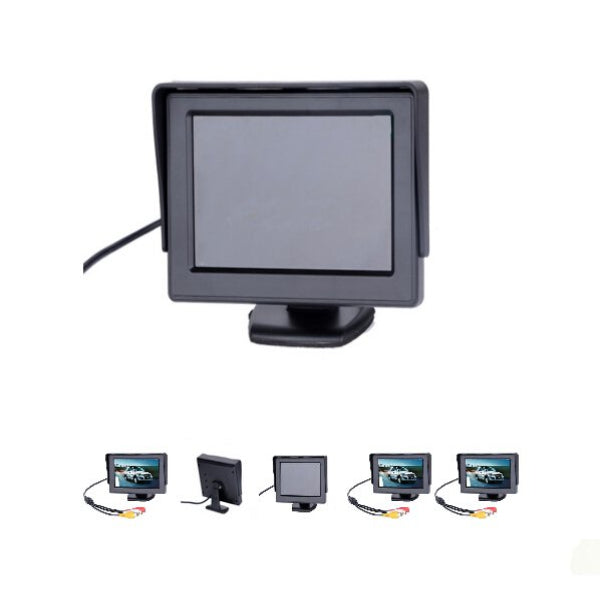 FPV 4.3 Inch 482*272 16:9 TFT LCD FPV Mini Monitor Screen Displayer For RC Drone