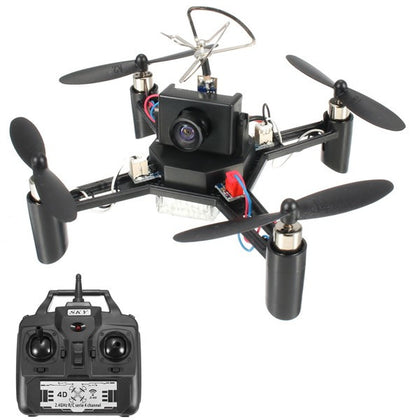DM002 5.8G FPV With 600TVL Camera 2.4G 4CH 6Axis RC Drone Quadcopter RTF - Drone 4 Racing Drone 4 Racing Drone For Racing