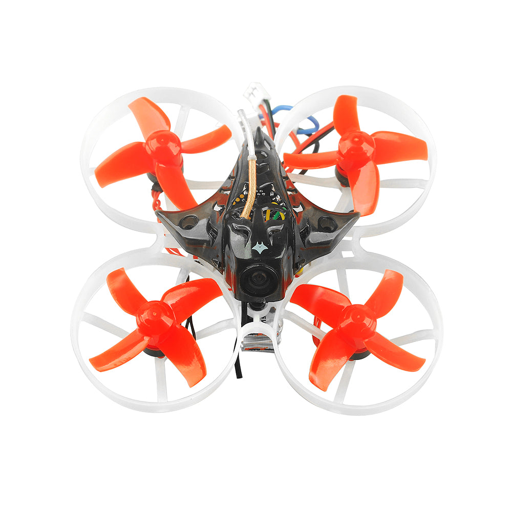 Happymodel Mobula7 75mm Crazybee F3 Pro OSD 2S Whoop FPV Racing Drone w/ Upgrade BB2 ESC 700TVL BNF