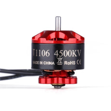 Micro Brushless Motor 4500KV 2-4S for RC Drone FPV Racing iFlight Tachyon T1106