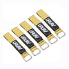 5 PCS URUAV KEV LAR 20x200mm Lipo Battery Tie Down Strap for RC Drone FPV Racing