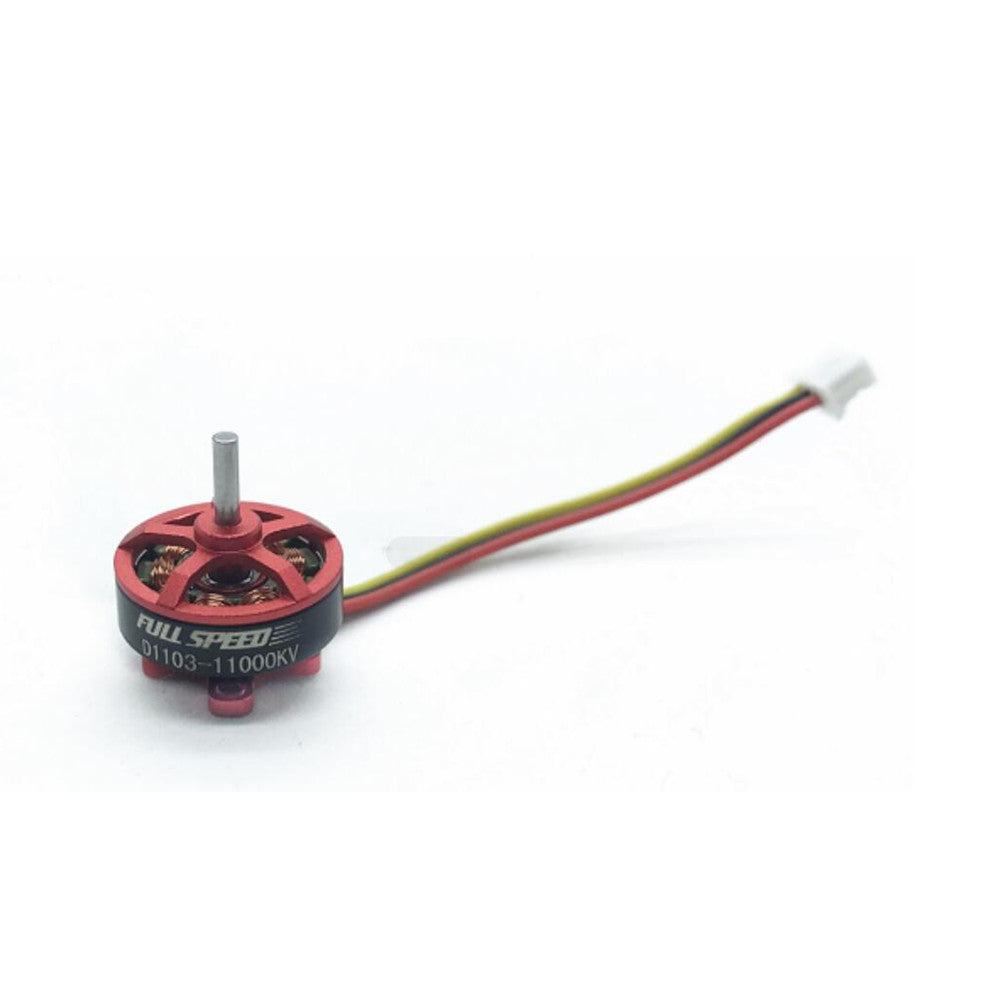 Motor for TinyLeader 75 RC Drone FPV Racing FullSpeed FSD1103 1103 11000KV 1-3S Brushless