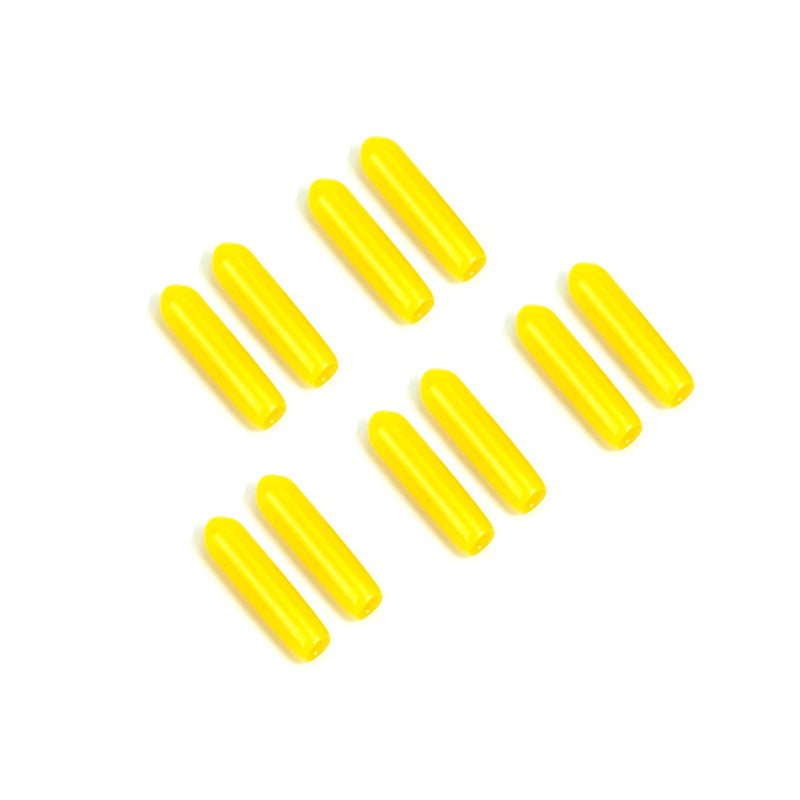 10Pcs Rubber Transmitter Anti-slipping Stick Switch Cap Sheath for Flysky Futaba JR Frsky Radiolink