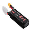 URUAV 11.1V 450mAh 80/160C 3S Lipo Battery XT30 Plug for RC Drone