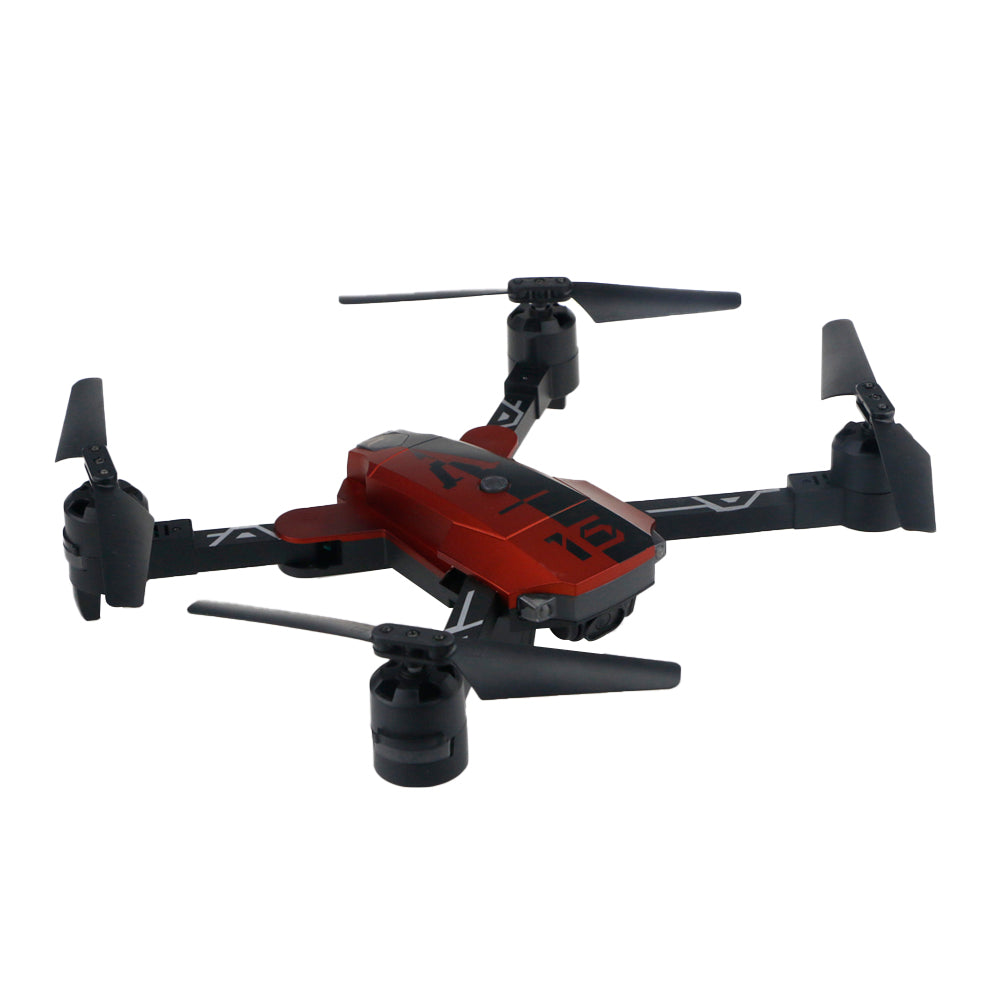 AISO A15HW WIFI FPV With 720P Wide Angle Camera Attitude Hold Mode Foldable RC Drone Quadcopter RTF