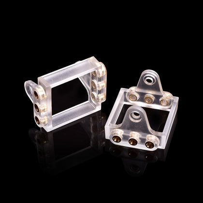 2 PCS Micro Camera Mount Bracket for RunCam Micro Sparrow 2 Pro Micro Eagle Split Mini