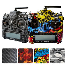 FrSky X9D Plus SE Transmitter 2.4G 16CH Taranis SPECIAL EDITION w/ M9 Sensor Water Transfer Case