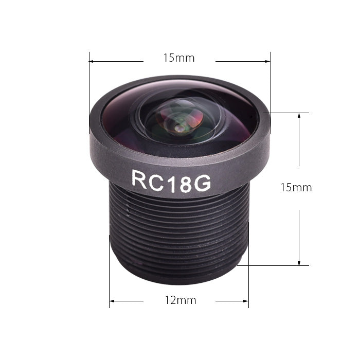 Runcam RC18G 1.8MM M12 Wide Angle FPV Camera Lens for RunCam Micro Sparrow2 Pro Swift2 Micro Swift3