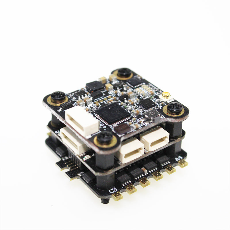 HAKRC Mini F4 Flytower F4 Flight Controller Built In OSD 20A 4 IN 1 ESC BLHeli_S 200mw 48CH VTX