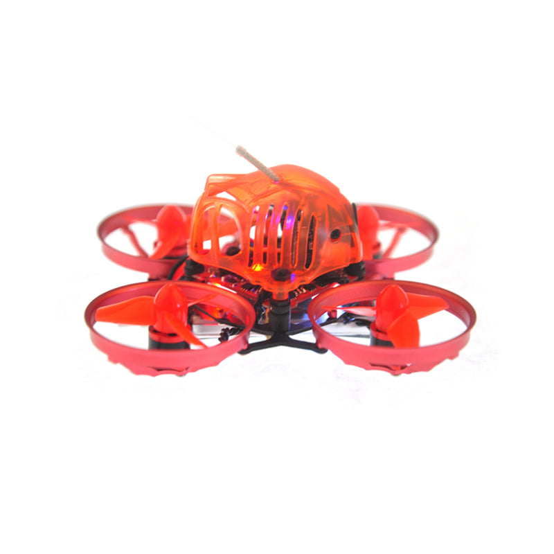Happymodel Snapper6 65mm Micro 1S Brushless FPV Racing RC Drone w/ F3 OSD BLHeli_S 5A ESC BNF