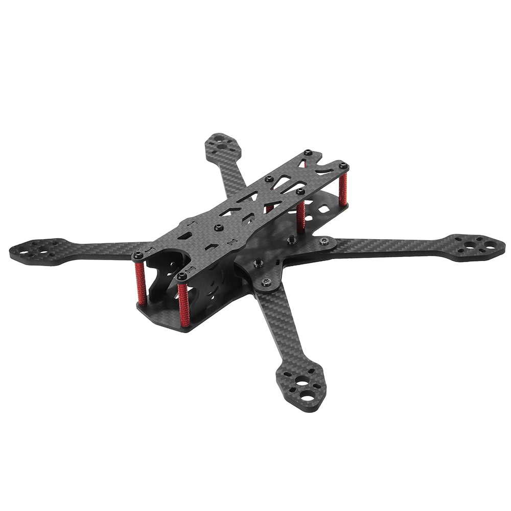 Realacc Martian IV 6 Inch 250mm Wheelbase 4mm Arm Carbon Fiber FPV Racing Frame Kit
