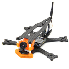 Frog 2.5 Inch 115mm Wheelbase 3mm Arm Carbon Fiber FPV Racing Frame Kit
