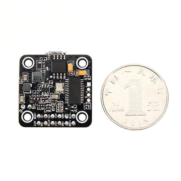 Micro 20x20mm Betaflight Omnibus STM32F4 F4 Flight Controller Built-in BEC OSD for RC FPV Racing Drone