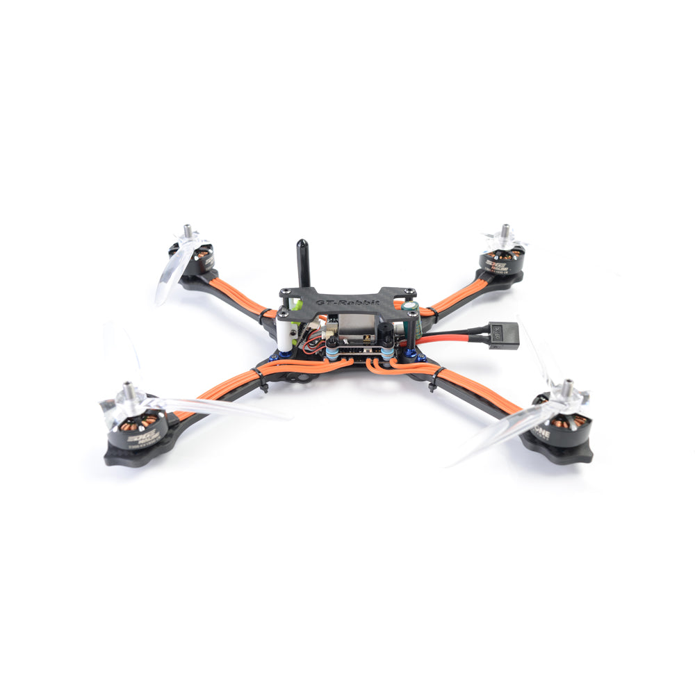 Diatone 2018 GT R630 260mm Stretch X Integrated Arm Version FPV Racing RC Drone w/ F4 OSD TBS 800mW