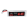 5Pcs URUAV 3.8V 450mAh 50/100C 1S HV 4.35V Lipo Battery PH2.0 for Emax Tinyhawk Happymodel Snapper7