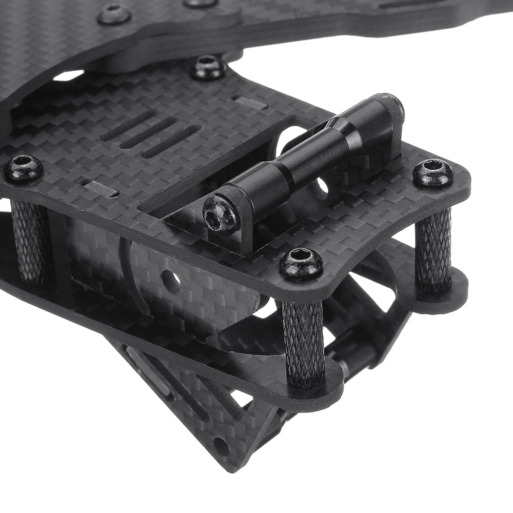 Realacc Avenger 215 5 Inch 215mm Wheelbase 4mm Arm Carbon Fiber FPV Racing Frame Kit for RC Drone
