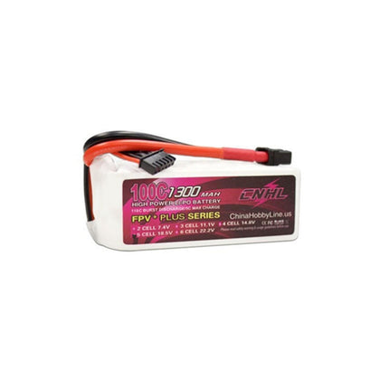 18.5V 1300mAh 5S 100C Lipo Battery CNHL G+PLUS XT60U Plug for RC Drone FPV Racing