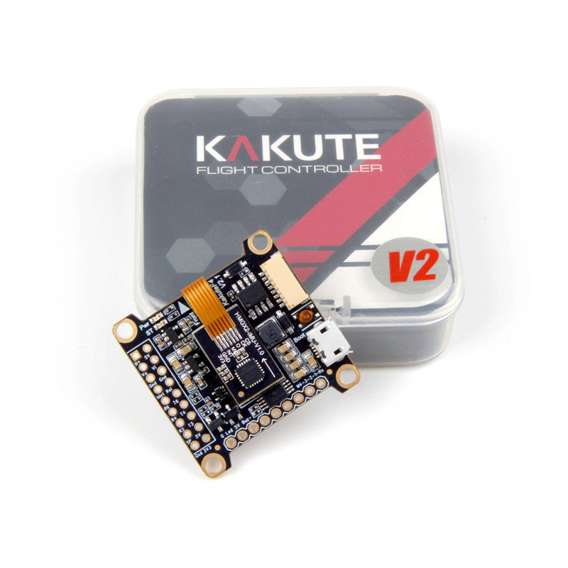 Flight Controller With Betaflight OSD Holybro Kakute F4 V2 STM32F405 for RC Multirotor FPV Racing Drone