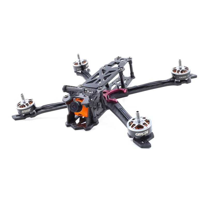 GEPRC GEP Mark 2 Freestyle 200mm 230mm 260mm FPV RC Drone X Frame Kit 4mm Arm w/ PDB 5V & 12V