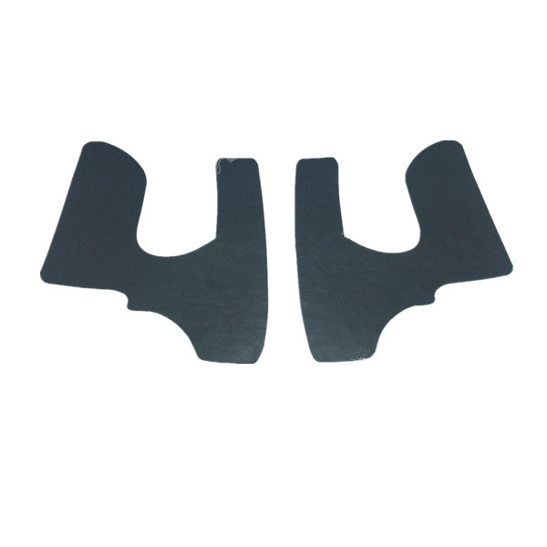 One Pair Anti-skidding PU Transmitter Hand Tray for Frsky Taranis X9D / X9D Plus