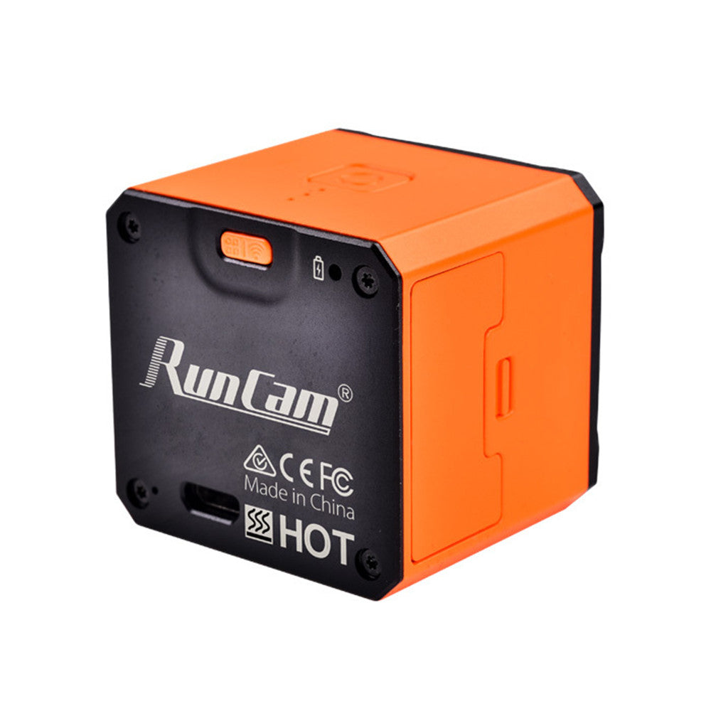 FPV Action Camera + 3.7V 850mAh Battery for RC Racing Drone Runcam 3S WIFI 1080p 60fps