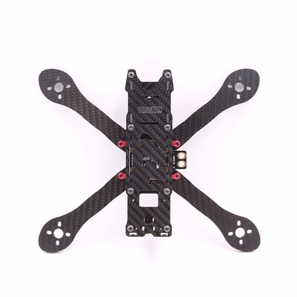GEPRC GEP-VX Series 180mm/215mm/250mm Carbon Fiber Frame Kit w/ PDB BEC XT60 Plug for RC Drone