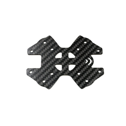 GEPRC GEP LX Leopard LX4 LX5 LX6 FPV Racing Frame RC Drone Spare Part Bottom Plate - Drone 4 Racing Drone 4 Racing Default Title Drone For Racing