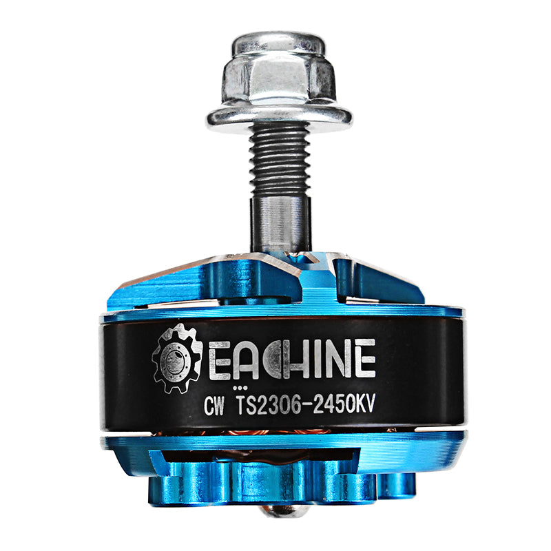Eachine Wizard TS215 FPV Racing RC Drone Multirotor Spare Part TS2306 2450KV Brushless Motor 2-6S