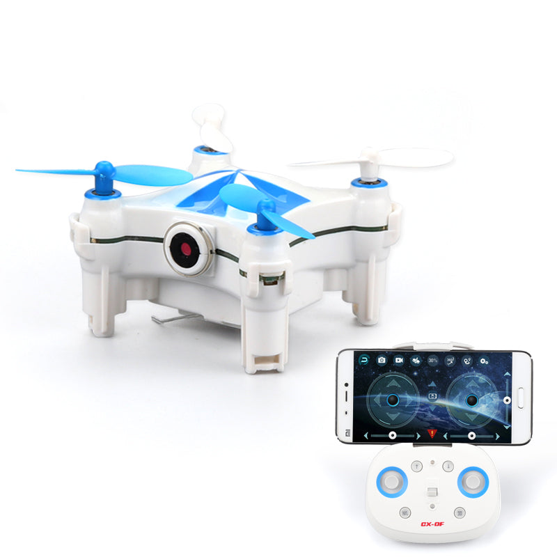 Cheerson CX-OF CXOF Wifi FPV Optical Flow Dance Mode Mini Slefie RC Drone Quadcopter BNF/RTF