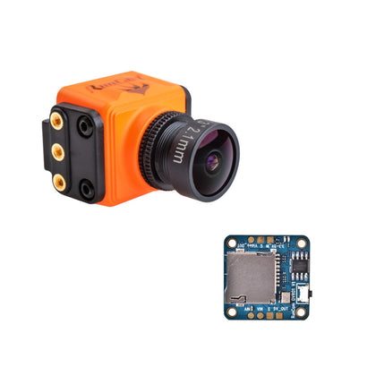 RunCam Swift Mini 2 + Mini DVR Remote Control 600TVL 2.1mm/2.3mm 1/3