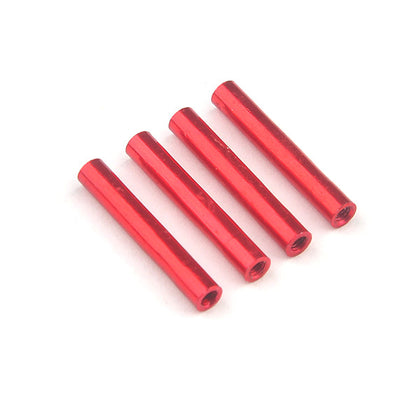 4 PCS RC Drone Frame Kit Parts Aluminum Column M2*D3.5*22 for Runcam Swift Mini