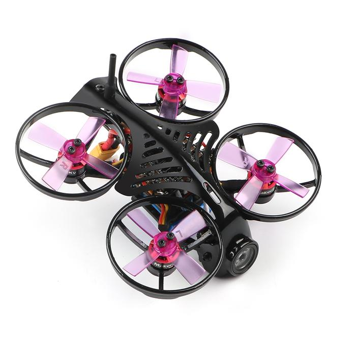 Makerfire Armor 85mm FPV Racing Drone F3 FC OSD Caddx Turtle V2 HD Cam 5.8G 40CH 25/100mW VTX 2-3S