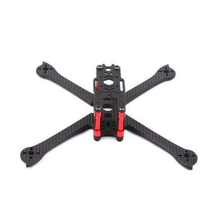 IFlight iX4 Lite V3 164mm Wheelbase 4mm Arm 4 Inch Carbon Fiber Frame Kit for RC Drone FPV Racing
