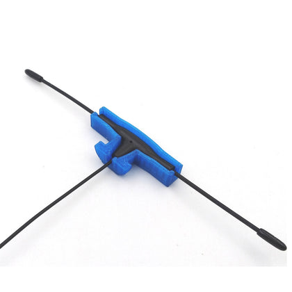 3D Printed TPU Antenna Fixing Seat Mount Holder for TBS Crossfire Receiver RC Drone