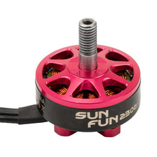 DYS SUN-FUN SF2306 2306 1750/2500KV 4-5S CW Thread Brushless Motor for RC Drone FPV Racing