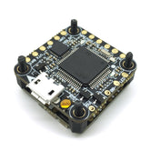 HGLRC XJB F413 Omnibus F4 Flight Controller & 13A Blheli_S 2-3S 4 In 1 Brushless ESC for RC Drone