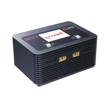G.T.Power V6 DUO AC 200W DC 400W 2X16A Battery Charger Discharger for 1-6S Lipo Battery