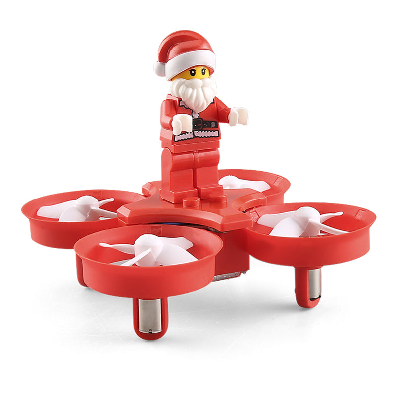 Eachine E011C Flying Santa Claus With Christmas Songs 716 Motor Headless Mode RC Drone Quadcopter