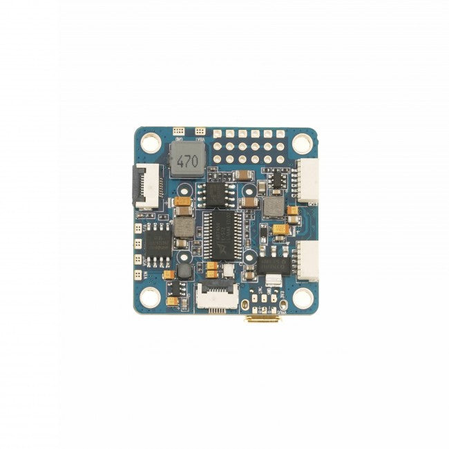 AIO F4 V6 Flight Controller OSD Original Airbot Omnibus STM32 F405 5x UARTs 30.5x30.5mm for RC Drone