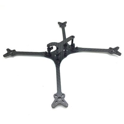 Sloss'7 7 Inch 270mm Wheelbase 4mm Arm Thickness Carbon Fiber Frame Kit for RC Drone FPV Racing