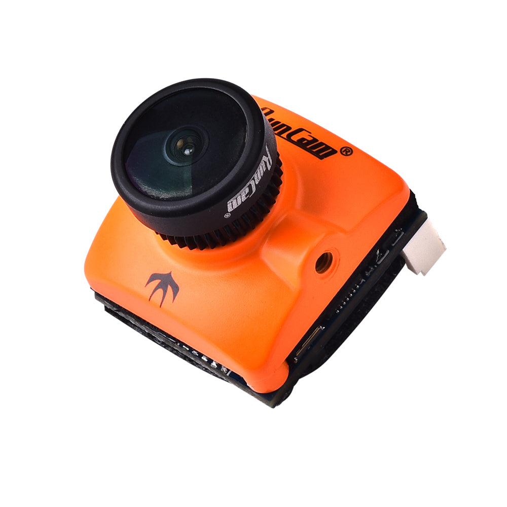Mini FPV Camera Runcam Micro Swift 3 V2 4:3 600TVL CCD Joystick/ UART Control Switchable OSD Configuration